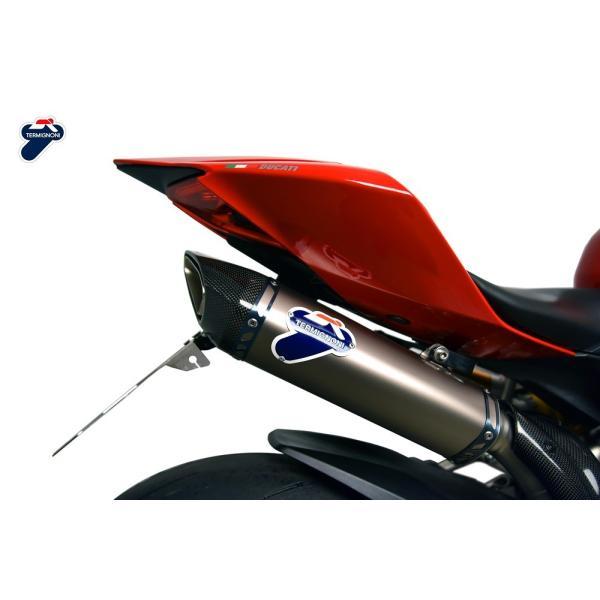 テルミニョーニ D17009400ITC パニガーレ TERMIGNONI DUCATI 1299 1199 Panigale RACING D170  アップタイプフルエキゾースト|ducatism