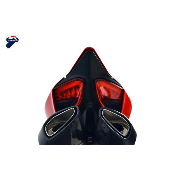 テルミニョーニ D17009400ITC パニガーレ TERMIGNONI DUCATI 1299 1199 Panigale RACING D170  アップタイプフルエキゾースト|ducatism|03