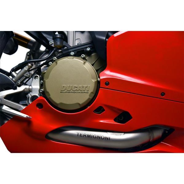テルミニョーニ D17009400ITC パニガーレ TERMIGNONI DUCATI 1299 1199 Panigale RACING D170  アップタイプフルエキゾースト|ducatism|04
