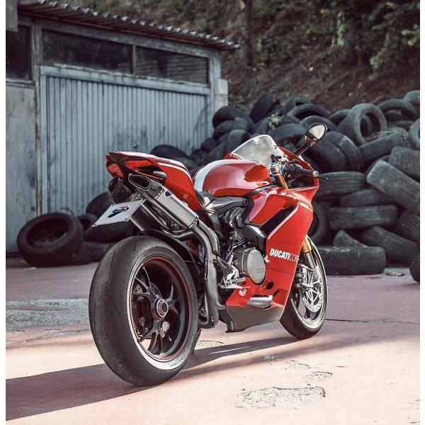 テルミニョーニ D17009400ITC パニガーレ TERMIGNONI DUCATI 1299 1199 Panigale RACING D170  アップタイプフルエキゾースト|ducatism|07
