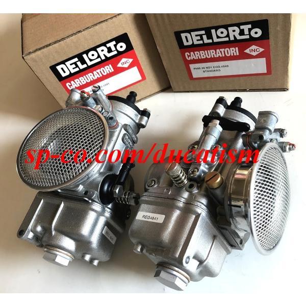 DELLORTO PHM40 デロルト  φ40キャブレター チョーク DUCATI 750F1等|ducatism