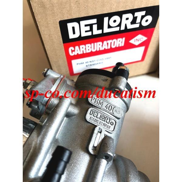 DELLORTO PHM40 デロルト  φ40キャブレター チョーク DUCATI 750F1等|ducatism|04
