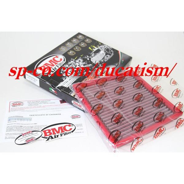 BMC エアフィルター 89-93 ポルシェ 964 set 純正交換タイプ FB197/08|ducatism|04