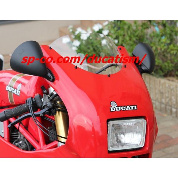 DUCATI F1/F3 (ラグナセカ/サンタモニカタイプ) ショートスクリーン|ducatism|02