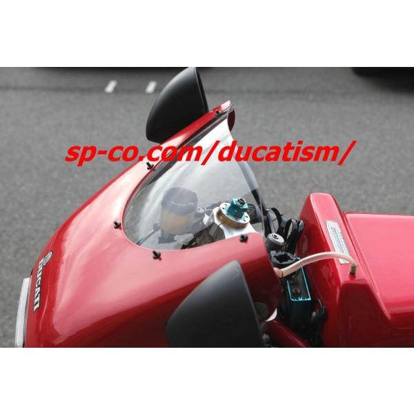 DUCATI F1/F3 (ラグナセカ/サンタモニカタイプ) ショートスクリーン|ducatism|03
