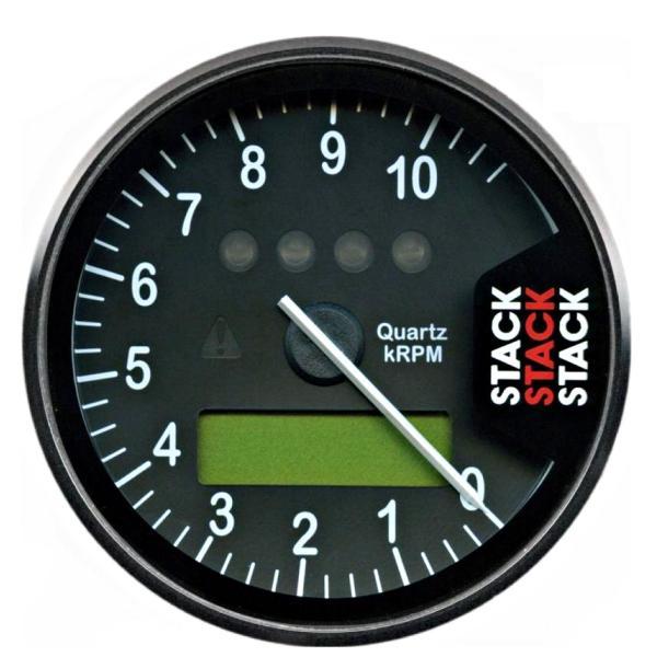 STACK(スタック) ST700SR ベースキット タコメーター 正規輸入品(日本語説明書・1年間保証付)|ducatism