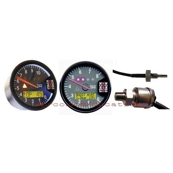 STACK(スタック) ST700SR ベースキット タコメーター 正規輸入品(日本語説明書・1年間保証付)|ducatism|03