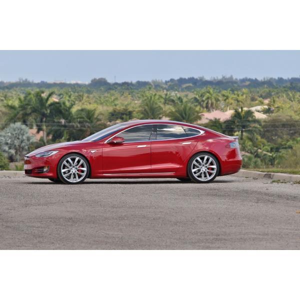 テスラ モデルS  純正 21インチ アラクニッド ホイール 4本set Arachnid Wheel 8.5Jx21/9Jx21 1台分set Tesla ModelS 鍛造|ducatism|08