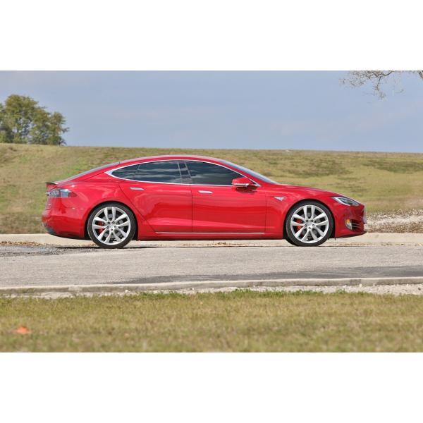 テスラ モデルS  純正 21インチ アラクニッド ホイール 4本set Arachnid Wheel 8.5Jx21/9Jx21 1台分set Tesla ModelS 鍛造|ducatism|09