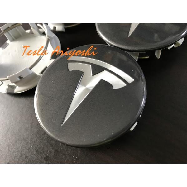 Tesla Model S/X テスラ モデルS X ホイールセンターキャップ 純正品|ducatism|02