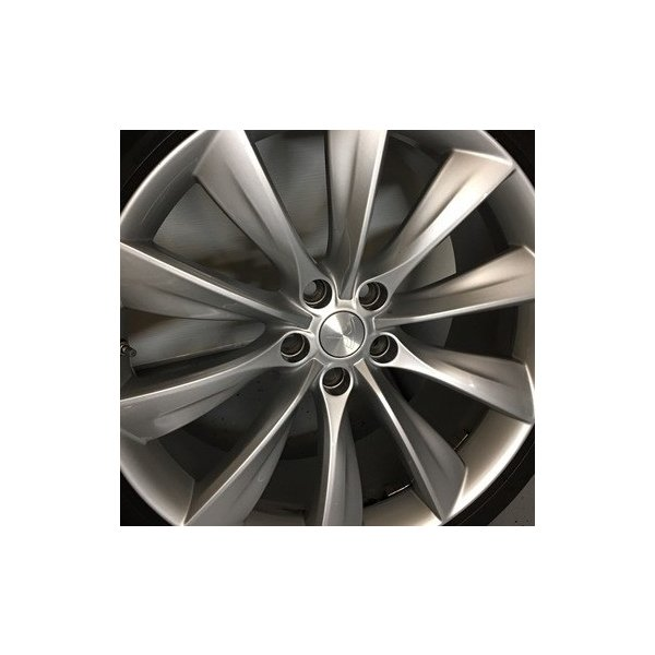 Tesla Model S/X テスラ モデルS X ホイールセンターキャップ 純正品|ducatism|04