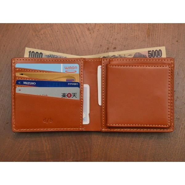 二つ折り財布 レディース 本革 メンズ 牛革スムース イタリア ブランド おしゃれ レザー DUCT(ダクト) FV-182|duct-store|03