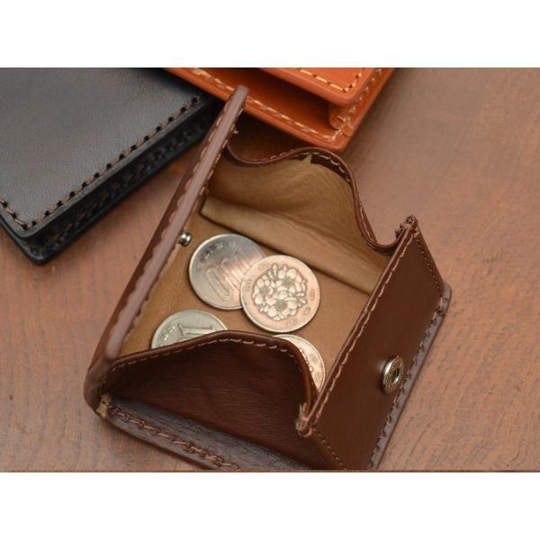 コインケース レディース 本革 メンズ 牛革スムース イタリア ブランド おしゃれ レザー DUCT(ダクト) FV-183|duct-store|04