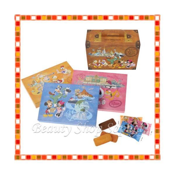 ミッキー&フレンズ フィナンシェ 紙箱 お菓子 ディズニー グッズ お土産(東京ディズニーリゾート限定)