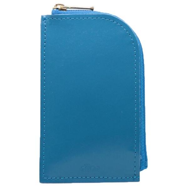 コイン&カードケース 薄い/軽い/本革/カードが汚れない/コンパクト/財布|dunnleather