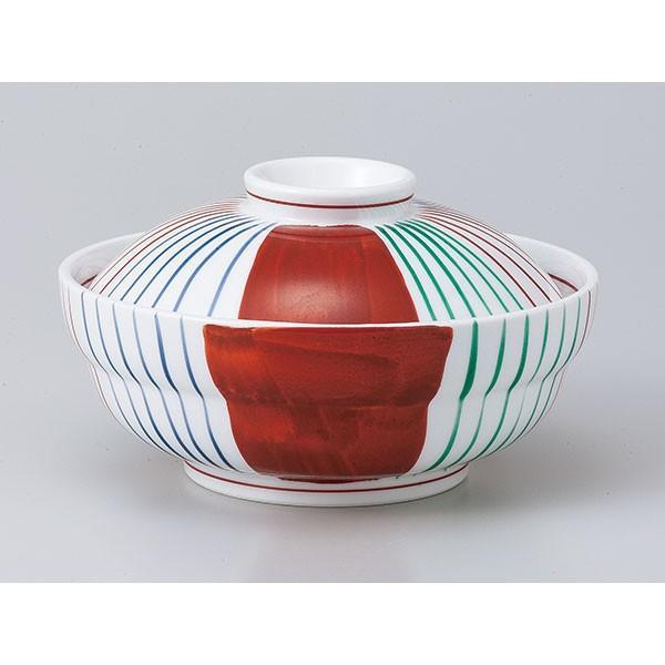 和食器 蓋物/ 赤間取十草蓋向 /陶器 煮物 料亭 割烹 碗 業務用|duralex