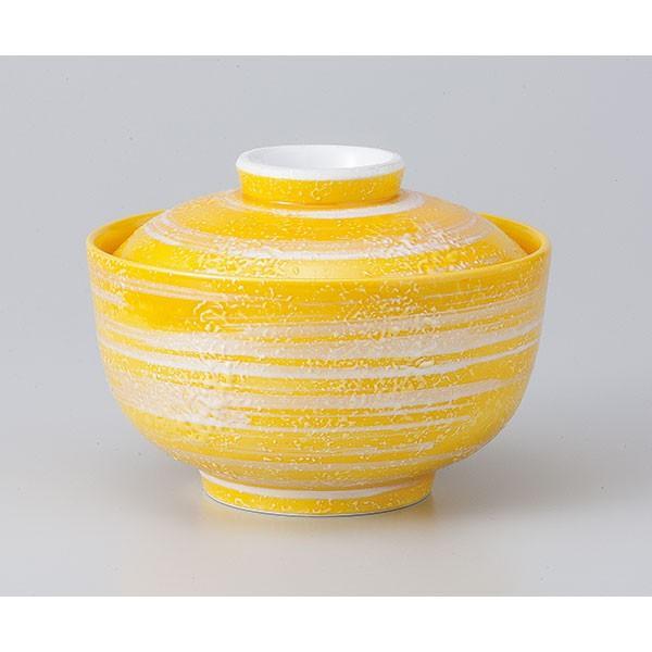 和食器 蓋物/ 銀彩黄交趾円菓子碗 /陶器 煮物 料亭 割烹 碗 業務用|duralex