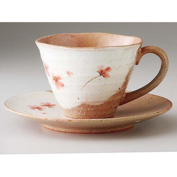 ラッピング無料 ギフト 贈り物 プレゼント/ フラワーコーヒー碗皿(赤) /敬老の日 新築祝い 引き出物 母の日 父の日|duralex
