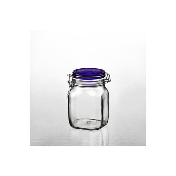 瓶 キャニスター 保存 容器 ガラス ジャー 密閉/ フィド1000cc /業務用 厨房用 家庭用 梅酒 ジャム 酵母 ピクルス パスタ 乾物 コーヒー豆 キッチン 雑貨 小物