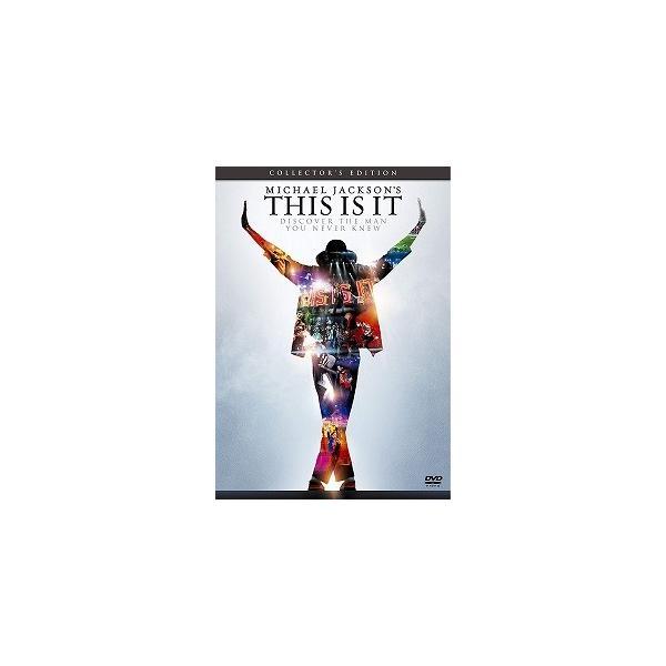 マイケル・ジャクソン THIS IS IT コレクターズ・エディション('09米)(DVD/洋画音楽