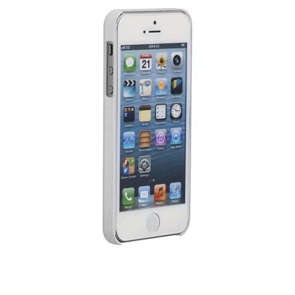 ICカード カード収納 Case-Mate iphoneSEケース iphone5sケース Case Matte Glossy White 改札機エラー防止シート付 case-mate ケースメート  あすつく dyn 02