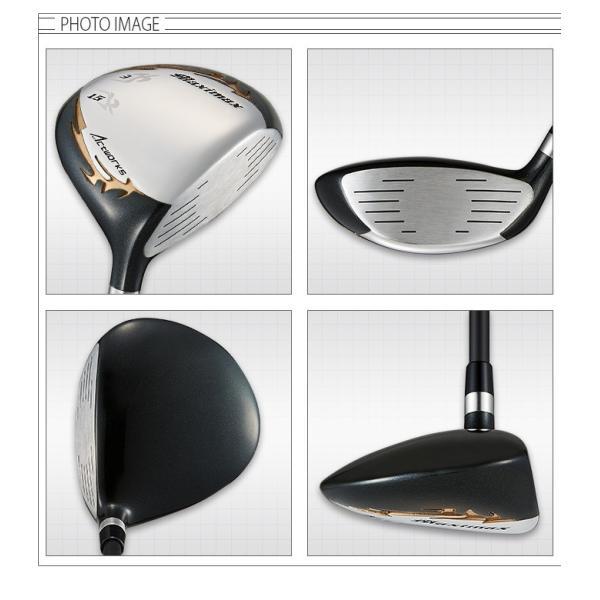 ゴルフ クラブ フェアウェイウッド マキシマックスFW 2本セット ノーマルシャフト仕様|dyna-golf|05