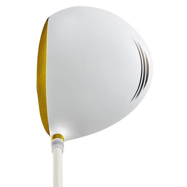 超高反発 ゴルフ クラブ 非公認 ドライバー ハイパーブレードガンマリミテッド USTマミヤV-Spec α-4シャフト仕様|dyna-golf|02