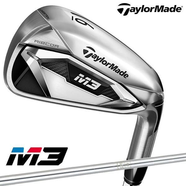 ゴルフ クラブ TaylorMade テーラーメイド M3 アイアン 6本セット N.S.PRO 930GH スチールシャフト仕様 dyna-golf