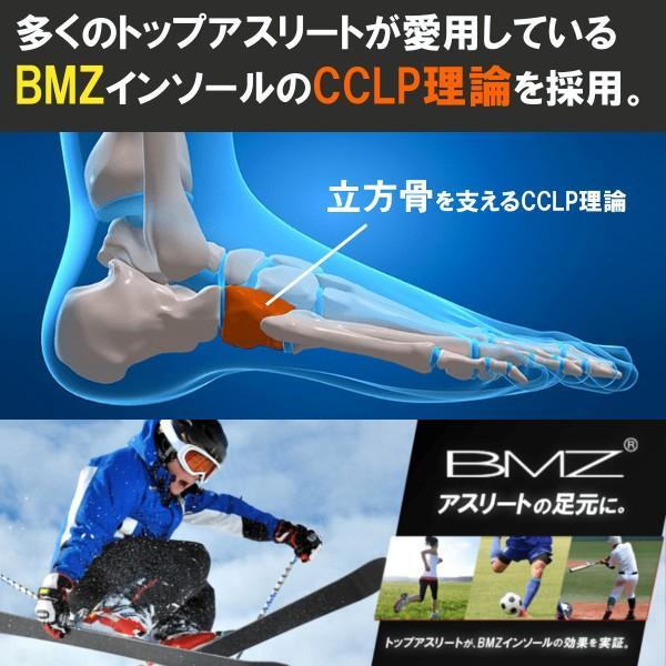 インソール タニラダースピードアップインソール BMZ  サッカー スパイク用インソール|e-3shop|04