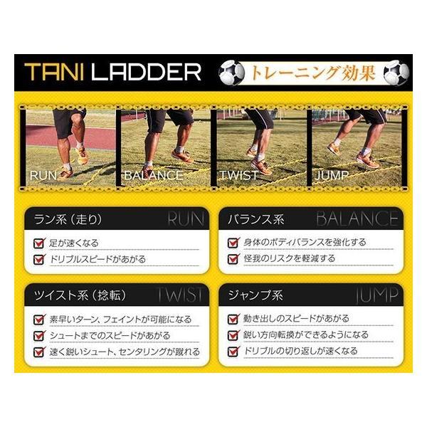 ラダー トレーニング 効果