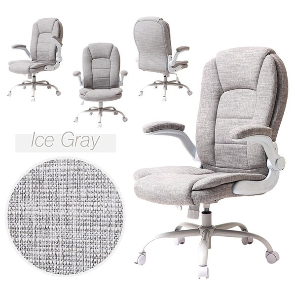 オフィスチェア パソコンチェア デスクチェア 事務椅子 メッシュ ハイバック 肘可動式 (レヴェリー)|e-alamode|02