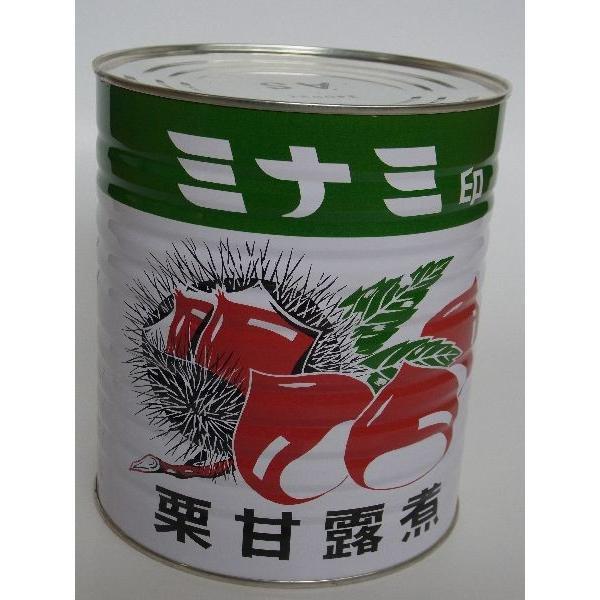 栗甘露煮 AM中特軟 1号缶