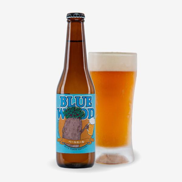 BLUEWOOD ブルーウッドブリュワリー 和歌山クラフトビール レギュラー 330mlx6本セット|e-aokiya