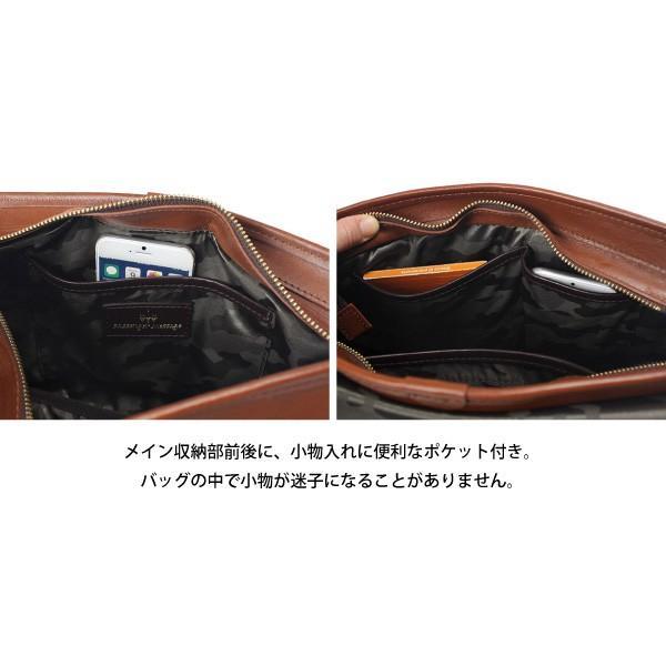 ショルダーバッグ メンズ 牛革 本革 姫路レザー 日本製 Passenger Message パッセンジャーメッセージ Attachment3 アタッチメント3 926-pm-6yk102|e-bag-morita|05