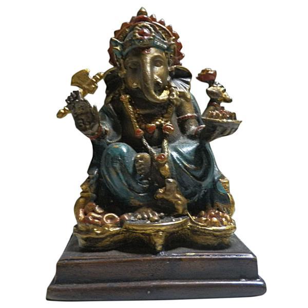 仏像 タイ仏像 小さいガネーシャ像54