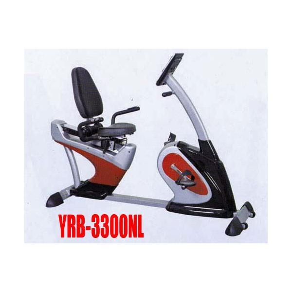 デイサービス用リカンベントバイク 機能訓練型YRB-3300NL 140cmから対応高齢者にも 無料組立サービス東京23区川崎市内|e-bodyfitness