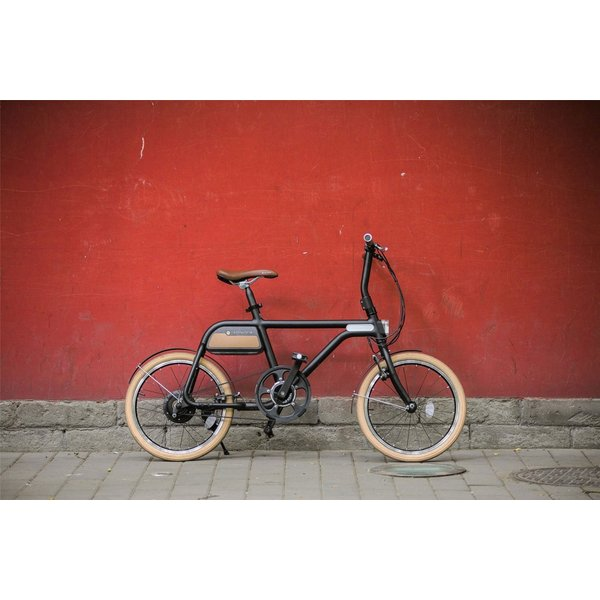 TSINOVA TS01 ブラック 電動アシスト自転車|e-chari