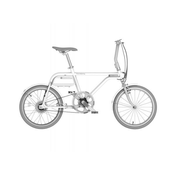 TSINOVA TS01 ブラック 電動アシスト自転車|e-chari|02