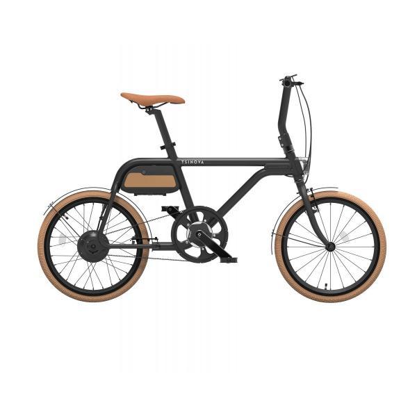 TSINOVA TS01 ブラック 電動アシスト自転車|e-chari|04