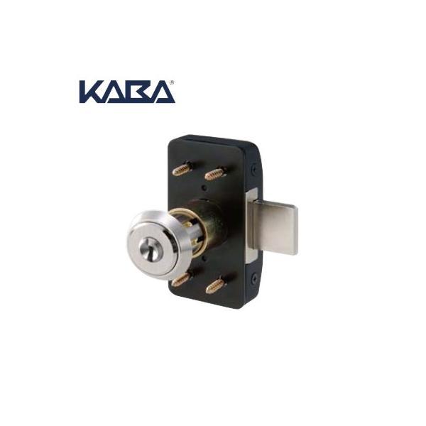 Kaba Star Neo カバスターネオリムロック 6500R 面付錠標準サムターン KabaStarNeo6500R 補助錠 /ワンドアツーロック 防犯