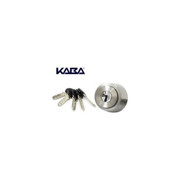 Kaba Star Neo カバスターネオ シリンダー錠 MIWA LSPタイプ 鍵 交換 取替えKaba6150R 2個同一 LSP/SWLSP