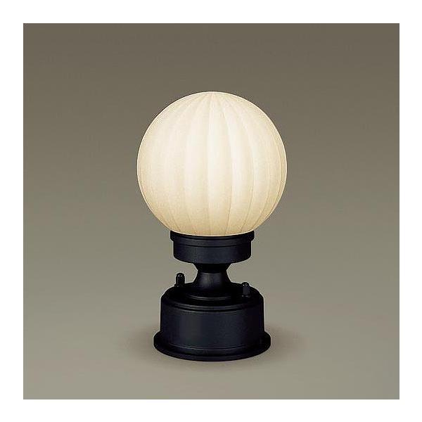 パナソニック門柱灯ブラックLED(電球色)LGW56934BF