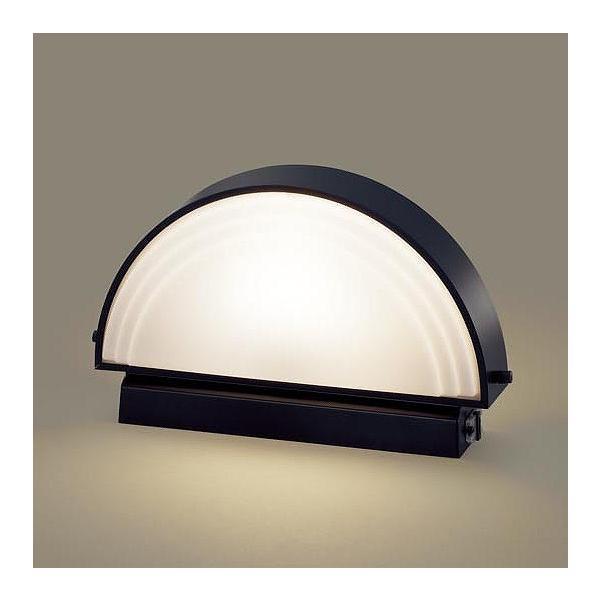 LGWJ56000Fパナソニック門柱灯LED(電球色)センサー付