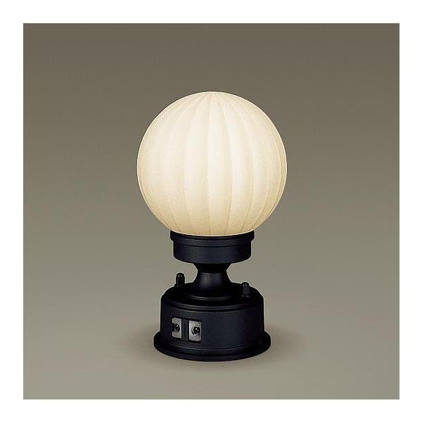 LGWJ56934BFパナソニック門柱灯ブラックLED(電球色)センサー付