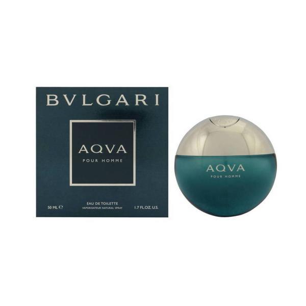 ブルガリ 香水 アクア プールオム BVLGARI AQVA POUR HOMME 50ml  【お取り寄せ】|e-cross
