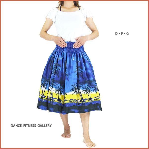 フラダンス 衣装 シングル パウスカート フラダンス スカート フラ パウスカート かわいい ダンス衣装 JA54260|e-dance-fitness|03