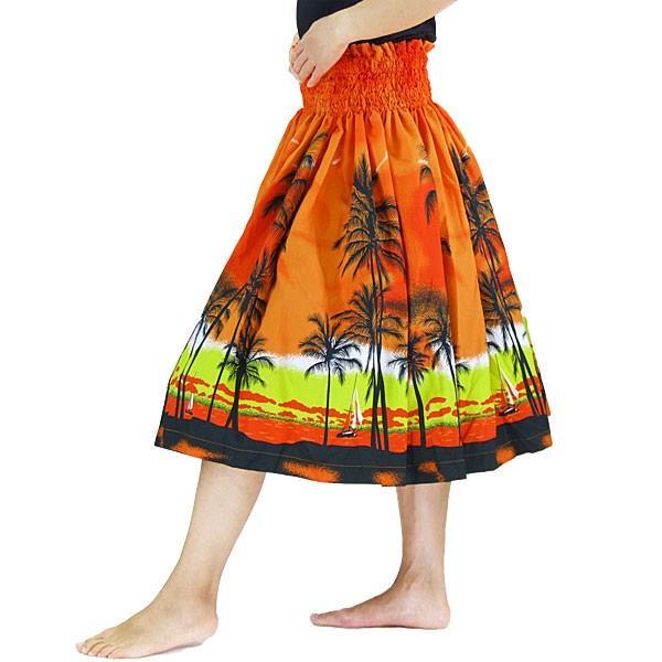 フラダンス 衣装 シングル パウスカート フラダンス スカート フラ パウスカート かわいい ダンス衣装 JA54260|e-dance-fitness|04