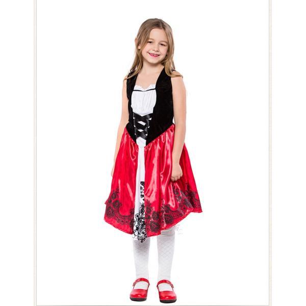 赤ずきん コスプレ仮装 ハロウィン Halloween 衣装 コスチューム マント 大人用 レディース パーティー クリスマス|e-dance|05