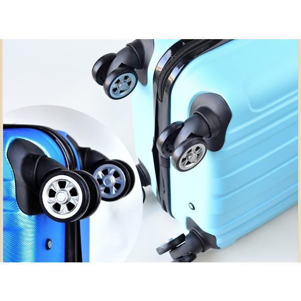 スーツケース キャリーケース キャリーバッグ 機内持ち込み tk17 超軽量 16インチ ssサイズ おしゃれ かわいい 出張用 旅行バック|e-do-net|08