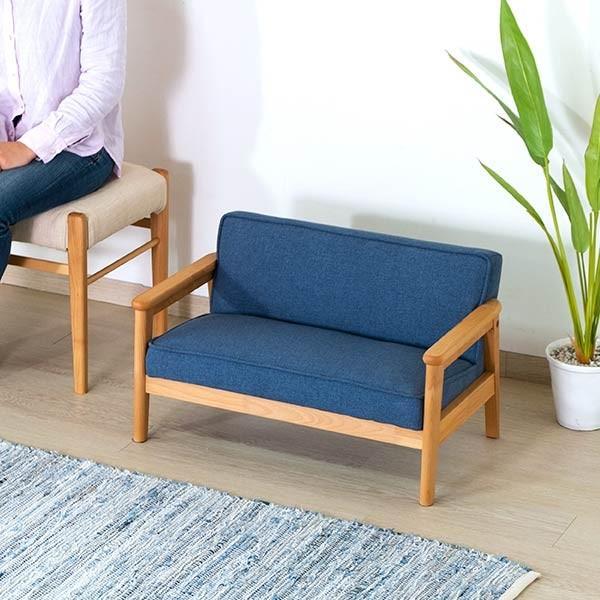 キッズソファ 子供部屋家具 子供用 木製 カルボ キッズ ソファ L  (IS) e-dollar 04
